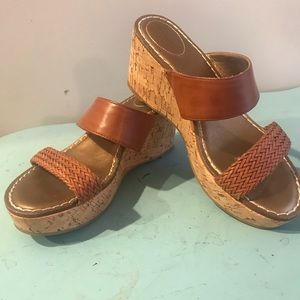 Lands End wedges